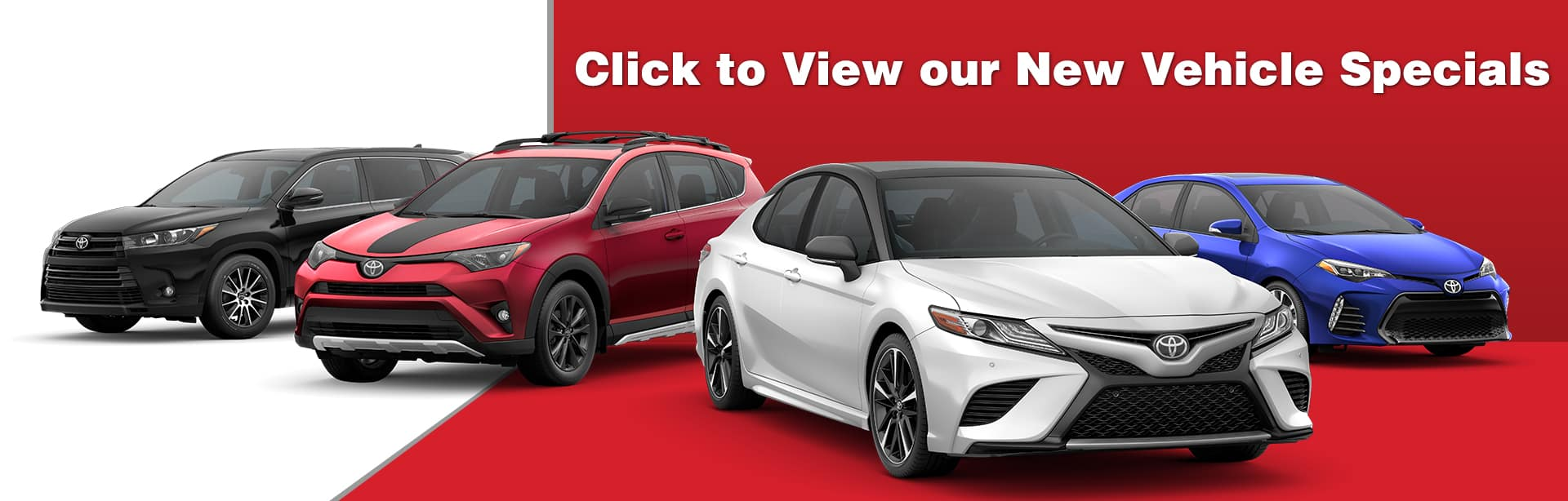 Stevens Creek Toyota Specials