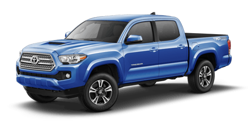 2018 Toyota Tacoma SR5 4X2 Dbl Cab Lease Offer For $309 a mo. + tax or Get 1.9% APR for 60 mo...On Approved Credit