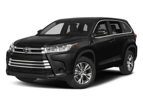 Lease the 2018 Toyota Highlander for $349 a mo. + tax