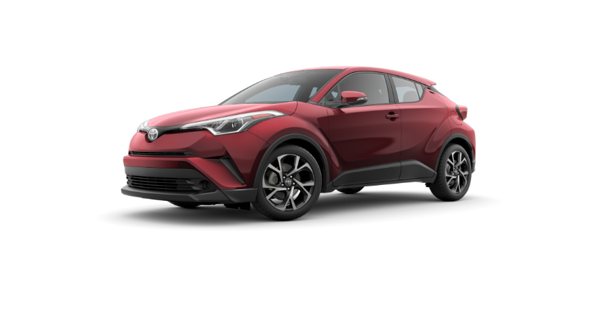 Just announced! Lease a 2019 C-HR LE for $249/month + Tax for 36 mos. with $500 Lease Bonus Cash! On Approved Credit!