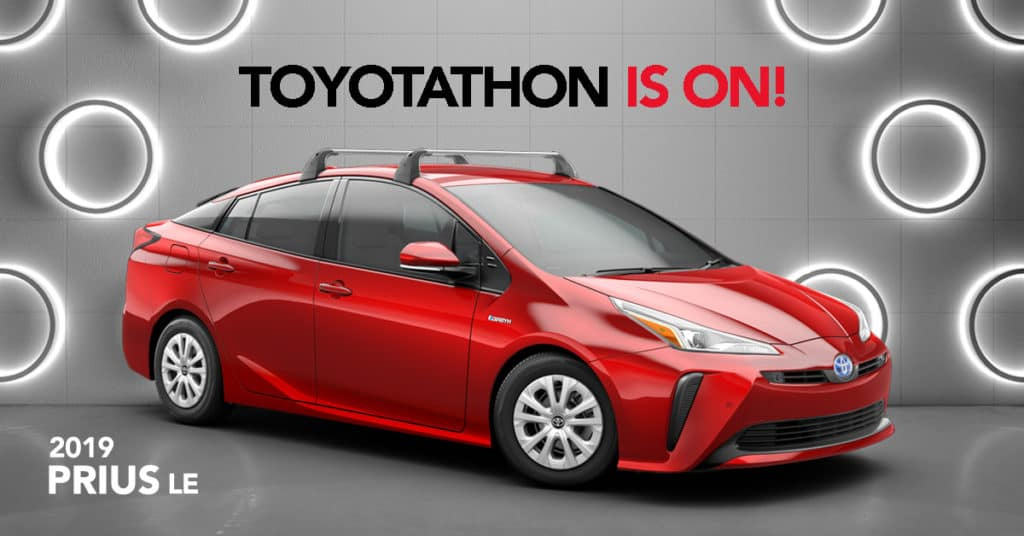 2019 Prius - $269 per month - 36 Months - $2,499 Due at Signing (after $750 Lease Cash is Applied) On Approved Credit