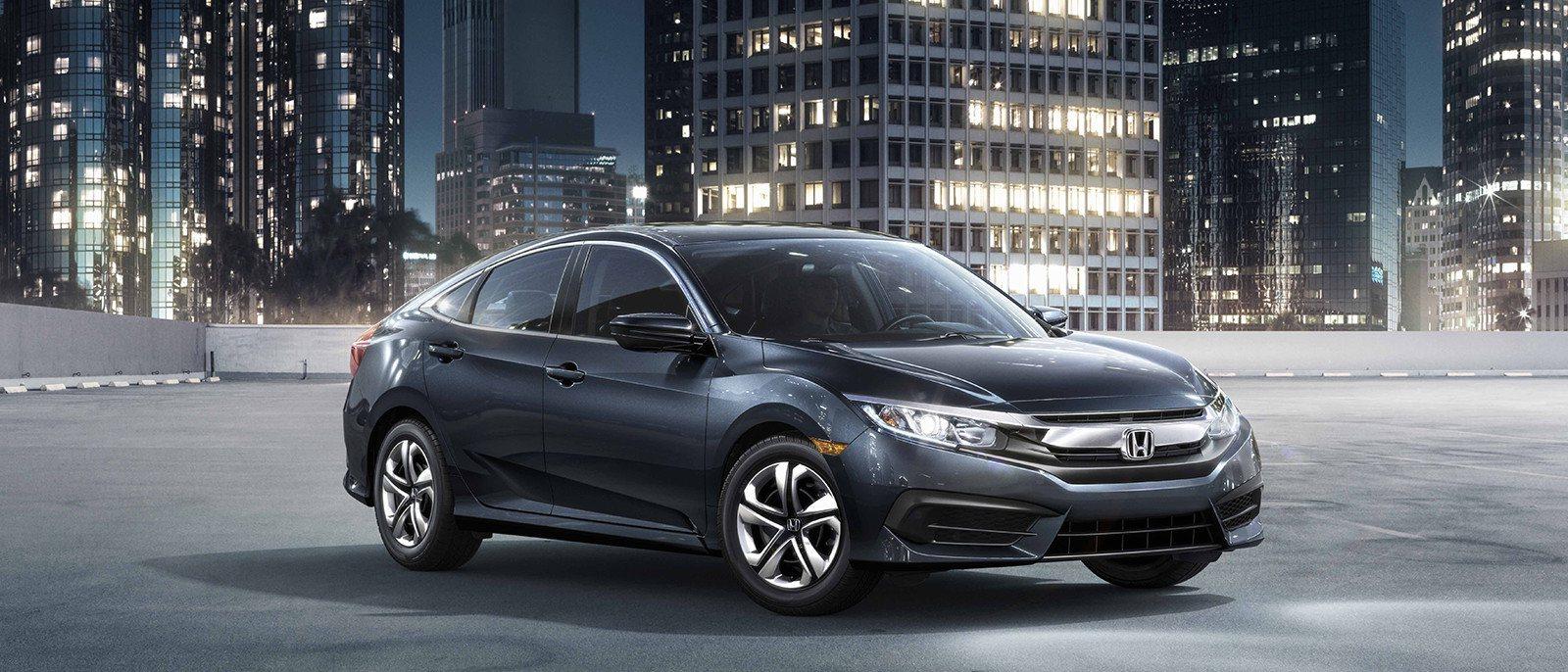 2016 Honda Civic in City