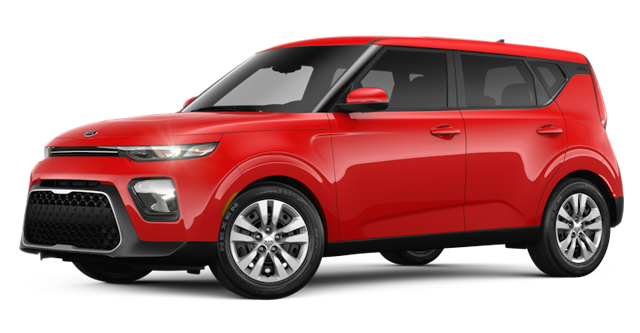 New 2020 Kia Soul Plus