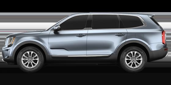 2021 Kia Telluride LX V6 FWD