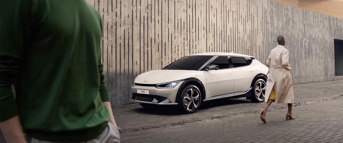2022 Kia EV6 Banner