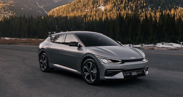 2022 Kia EV6 Exterior