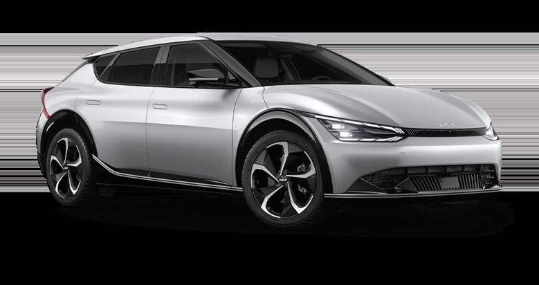 2022 Kia EV6 in Steel Gray Matte