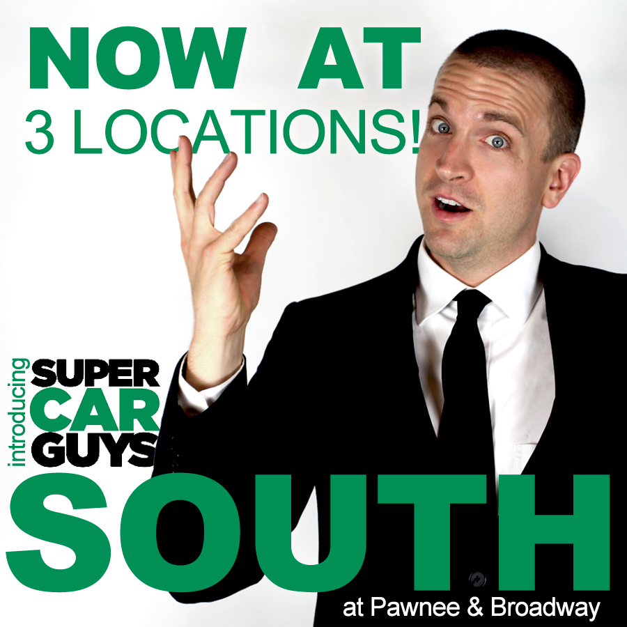 Super Car Guys Opens 3rd Location At Pawnee Broadway
