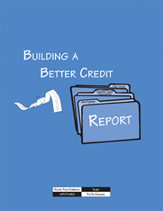 Building Better Credit