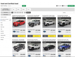 Super Car Guys Search Results