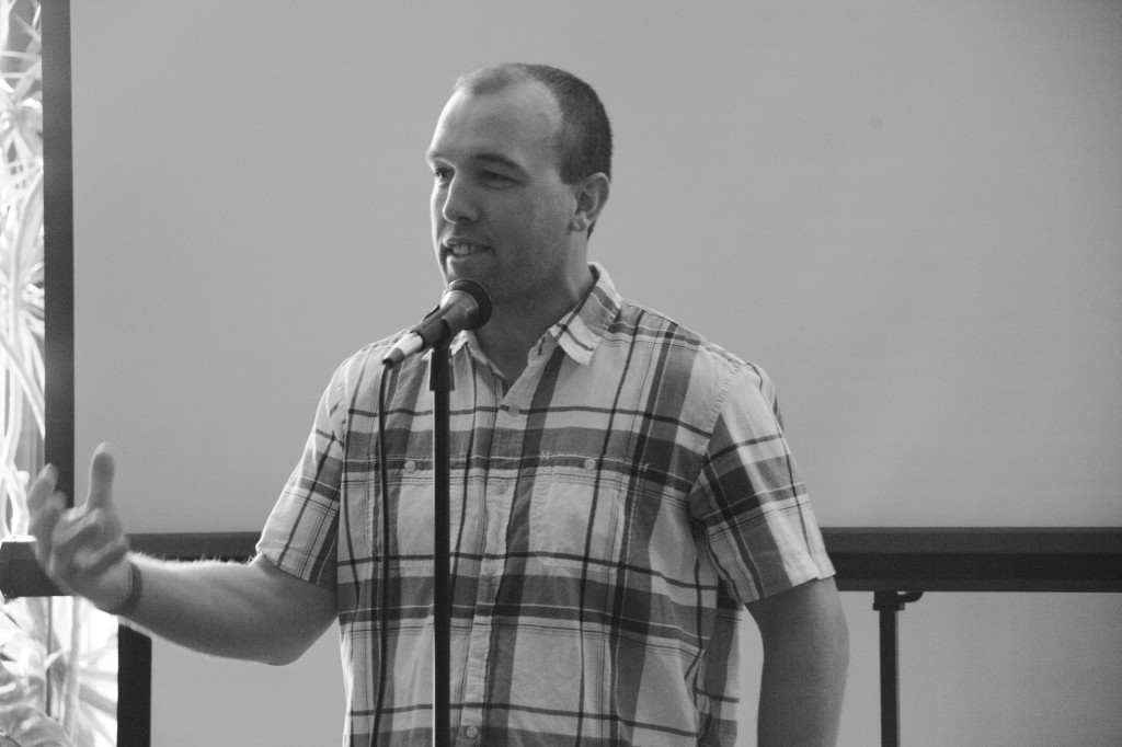 Greg Lehr, Principal of Valley Center Intermediate School
