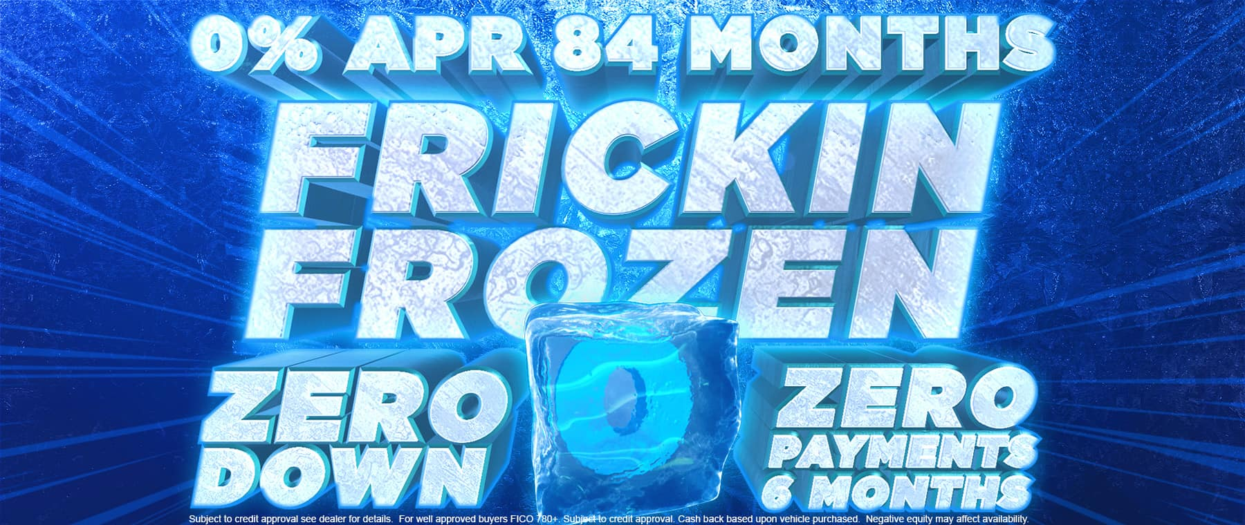Frickin Frozen Website
