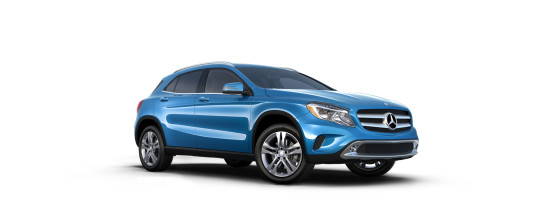 2016 GLA250 4MATIC®<br>SUV Lease