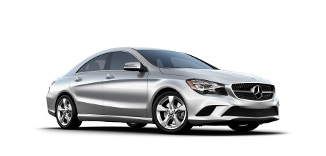 2017 CLA250<br>4-Door Coupe Lease