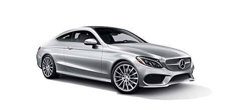 2017 C300 4MATIC®<br>Coupe Lease