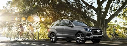 Lease a 2017 GLE 350 4MATIC®