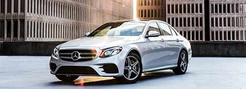 Lease A 2017 E 300 4MATIC® Sedan