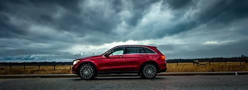 Lease a 2017 GLC 300 4MATIC®