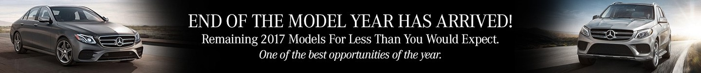 End of Model Year Clearance
