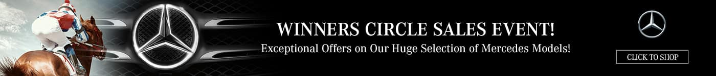 Winners Circle Sales Event