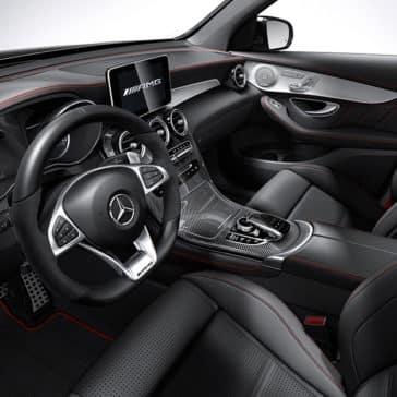 2018 Mercedes-Benz AMG GLC 43 Interior