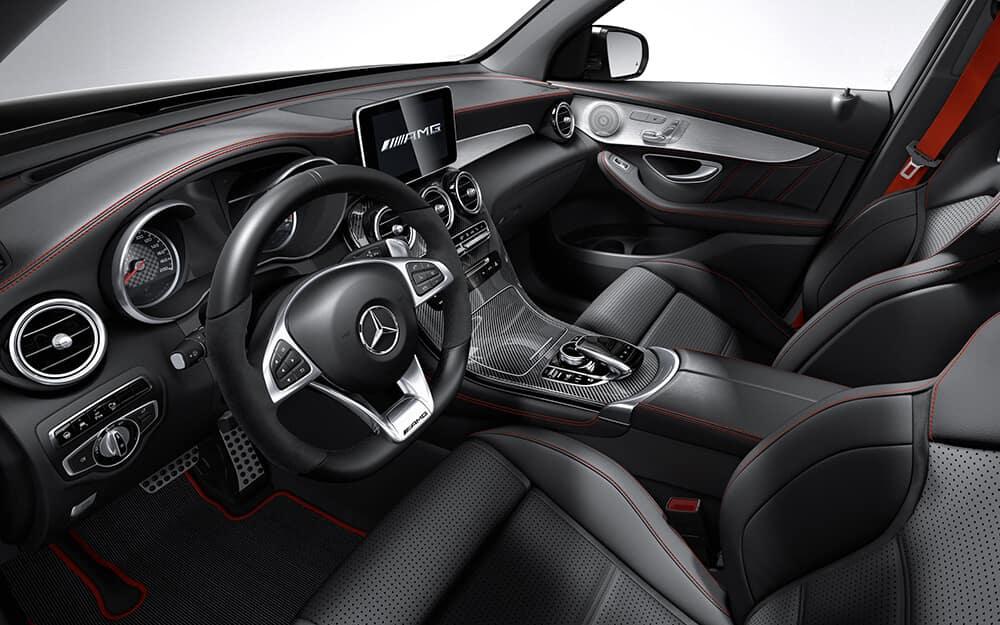 2018 Mercedes Benz Glc Specs And Trim Levels Mercedes Benz