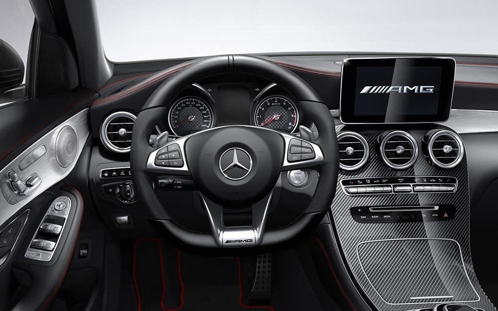 2018 Mercedes-Benz GLC 43 Interior