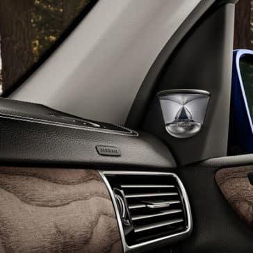 2018 Mercedes-Benz AMG GLE 43 Interior dash detail