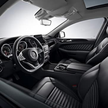 2018 Mercedes-Benz AMG GLE 63 Interior