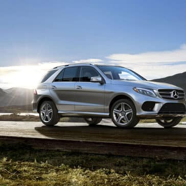 2018 Mercedes-Benz GLE 350 Driving