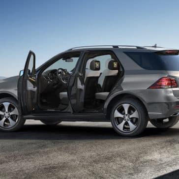 2018 Mercedes-Benz GLE 350 Exterior with open door