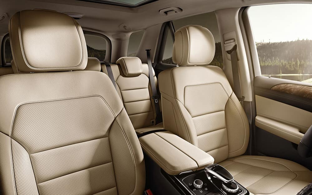 2018 Mercedes-Benz GLE 350 Interior seats