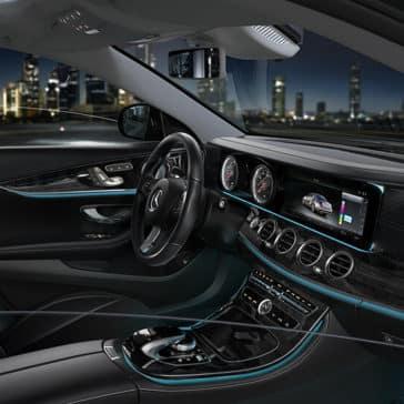 2018 Mercedes-Benz E 300 Sedan interior