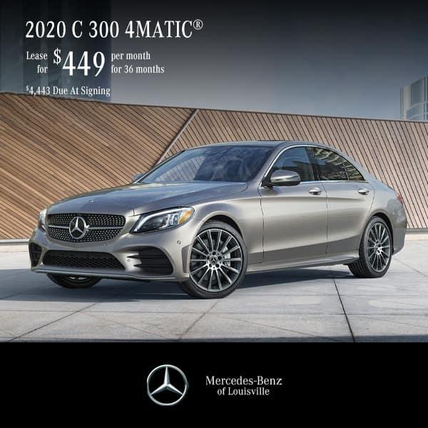 2020 C 300 Sedan 4MATIC®