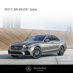 2019 C300 Sedan 4MATIC®
