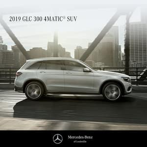 2019 GLC300 4MATIC®