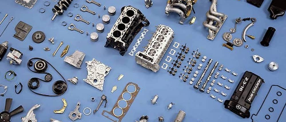 Mercedes-Benz Performance Parts