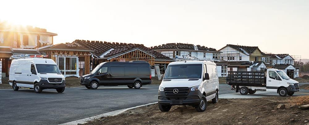 Mercedes-Benz Sprinter Vans