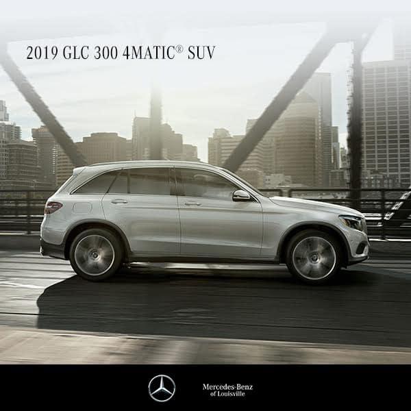 Lease a 2019 GLC 300 4MATIC® SUV