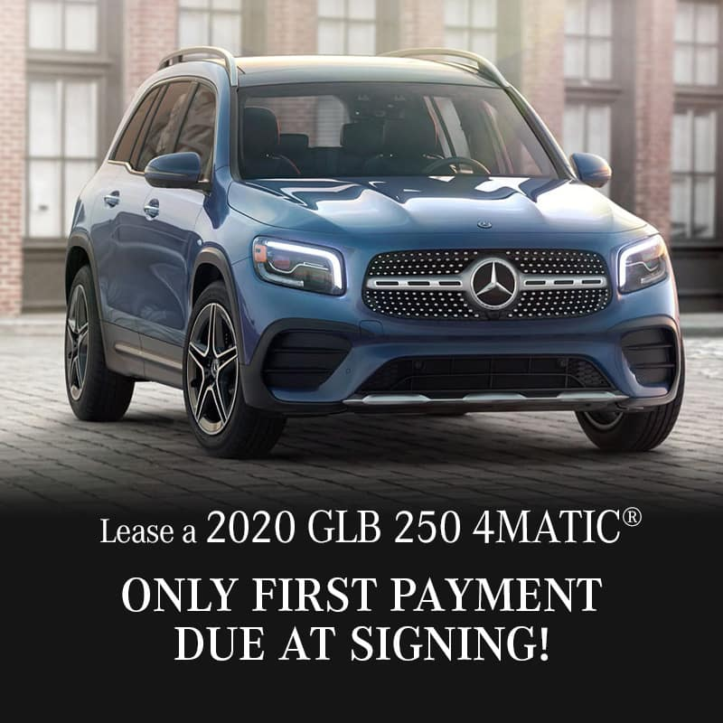 ONLY FIRST PAYMENT DUE AT SIGNING!
