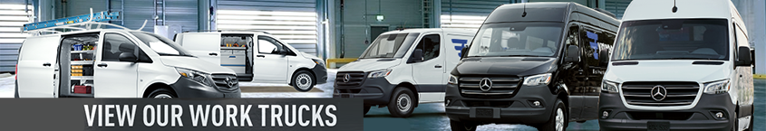 mercedes work vans new