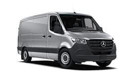 Sprint Cargo Van