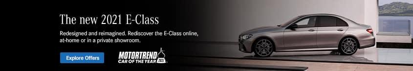 MY21 E-Class eCommerce COTY Dealer Website Banner_845x145