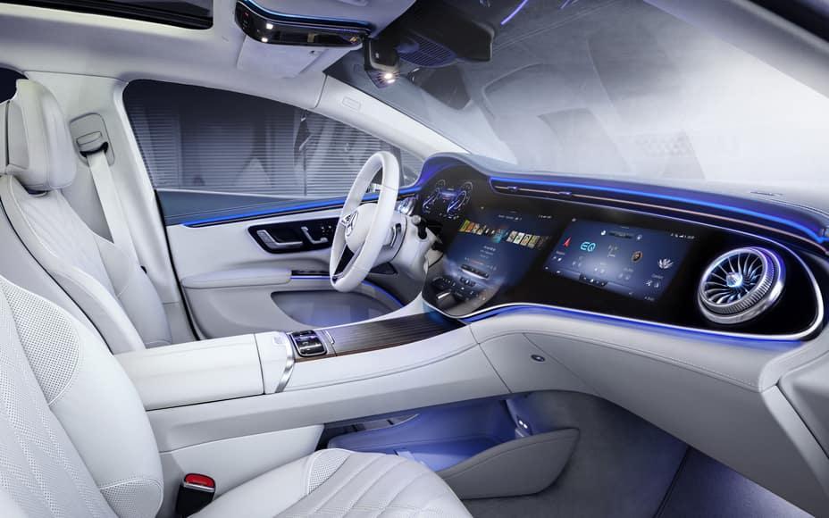 EQS Interior Profile