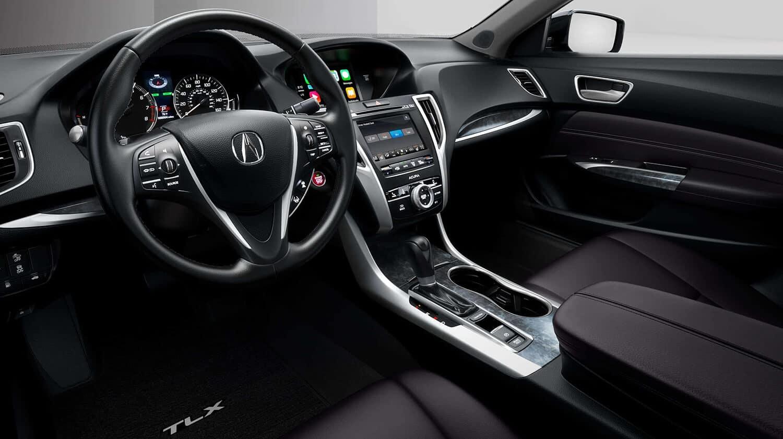 2019 Acura TLX Interior Cockpit Driver Side