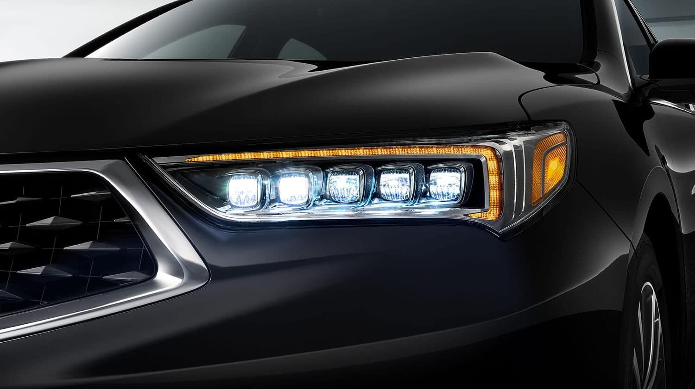 2019 Acura TLX Exterior Jewel Eye LED Headlights