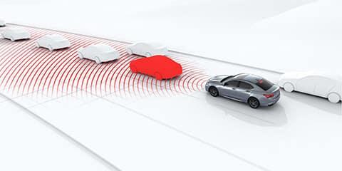 2019 Acura TLX Collision Mitigation Braking System