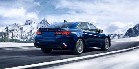 2019 Acura TLX Super Handling All-Wheel Drive