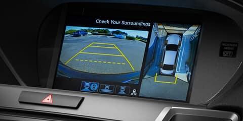 2019 Acura TLX Surround View Camera