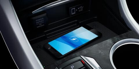 2019 Acura TLX Wireless Charging Technology
